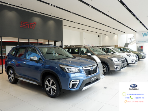 Hãng Subaru của nước