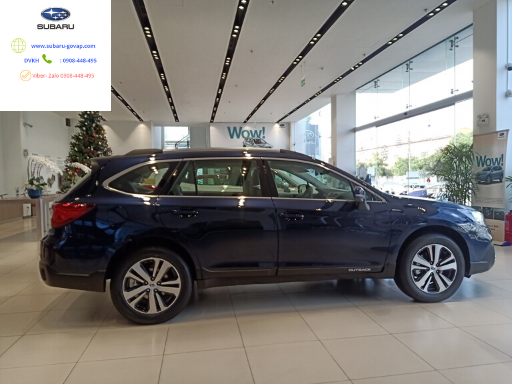 Subaru Outback Eyesight 2020